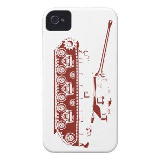 Tank Blackberry Case (red) iPhone 4 Case-Mate Case