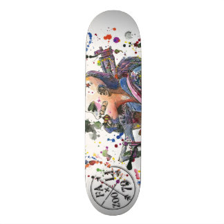 Tank Girl Skate Board Decks