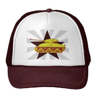 Tank Hat (starburst)