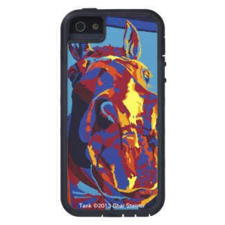 Tank - Horse Nose It All iPhone 5 Covers