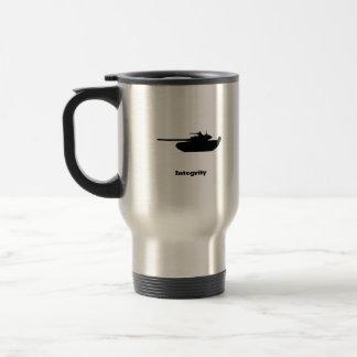 Tank Integrity Stainless Steel Travel Mug