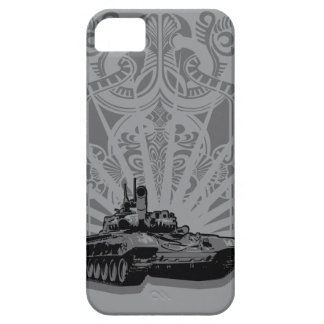 Tank Iphone5/5s Case - WARMACHINE Series iPhone 5 Cover