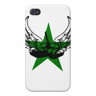 Tank iPhone 4 Cover