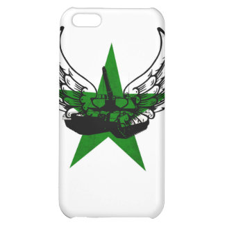 Tank iPhone 5C Covers