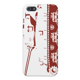 Tank iPhone Case (red) Case For The iPhone 5