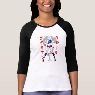 TANK lady's baseball shirt