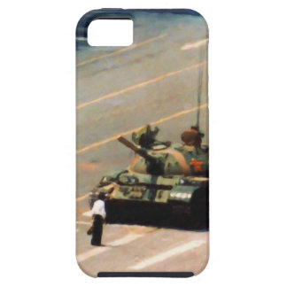 Tank Man iPhone 5 Covers