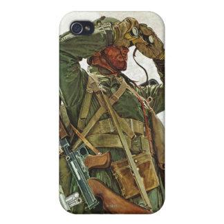 Tank Patrol iPhone 4/4S Cover
