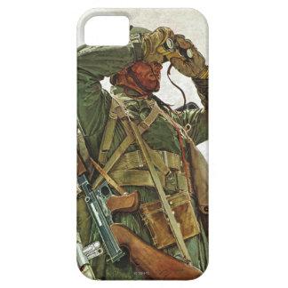 Tank Patrol iPhone 5 Covers
