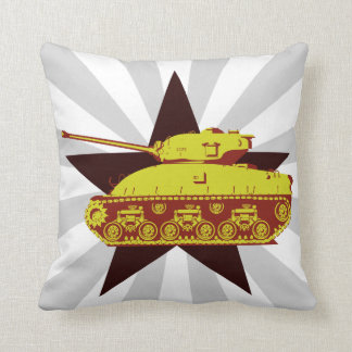 Tank Pillow (starburst)