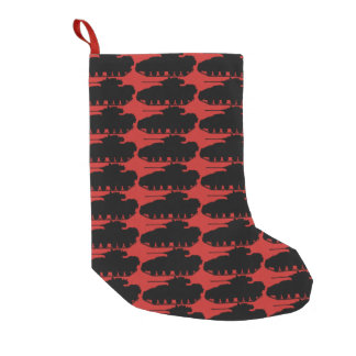 Tank Small Christmas Stocking