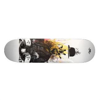 "Tank Theory ""Gentleman"" Skate Boards"