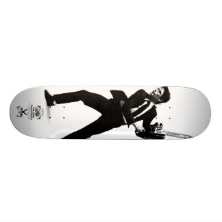 "Tank Theory ""White Collar Revolt"" Skate Board"