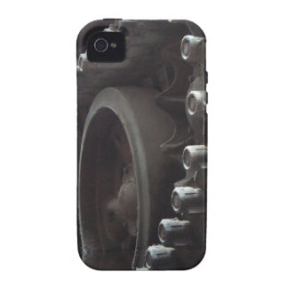 Tank Time iPhone 4 Covers