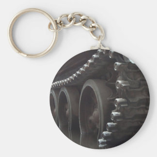 Tank Time Key Ring
