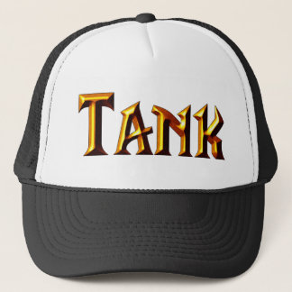 Tank Trucker Hat