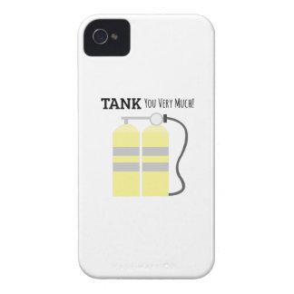 Tank You Case-Mate iPhone 4 Case