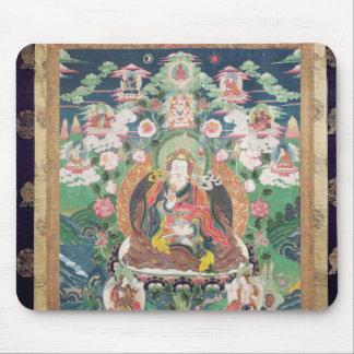 Tanka of Padmasambhava, c.749 AD Mouse Mat