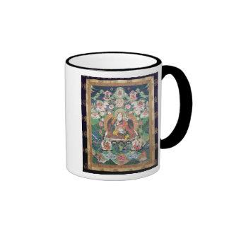 Tanka of Padmasambhava, c.749 AD Ringer Mug