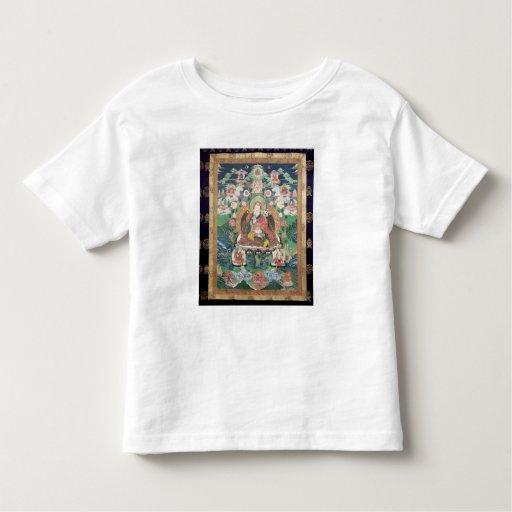 Tanka of Padmasambhava, c.749 AD Tshirt