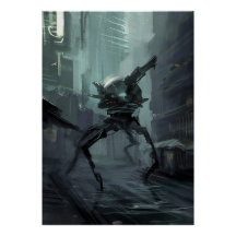 Tankbot Poster