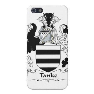 Tanke Family Crest iPhone 5 Case