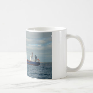 Tanker Clyde Fisher Coffee Mug