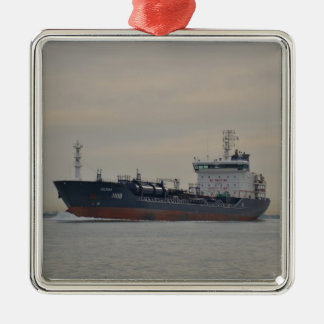 Tanker Selenka Christmas Ornament