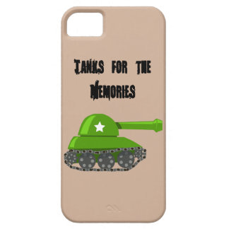 Tanks for the Memories iPhone 5 Cover