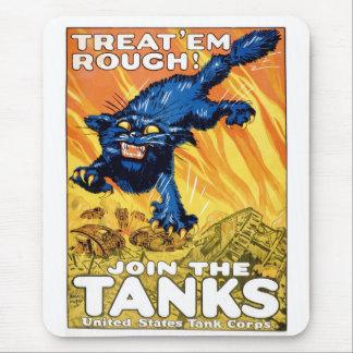 Tanks Mouse Mat