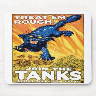 Tanks Mousepads