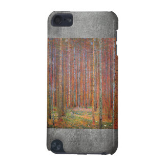 Tannenwald I by Gustav Klimt iPod Touch (5th Generation) Cover