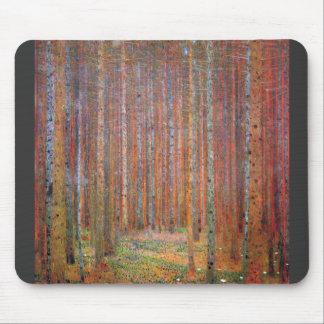 Tannenwald I by Gustav Klimt Mousepad