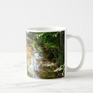 Tannery Brook Woodstock, NY Basic White Mug