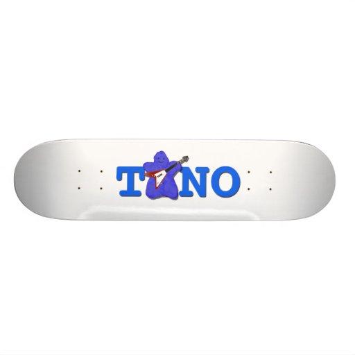 Tano O'Toole pic Custom Skate Board