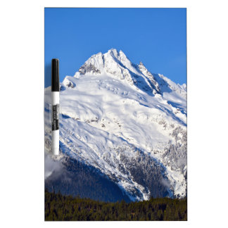 Tantalus mountain in British Columbia, Canada Dry Erase Board
