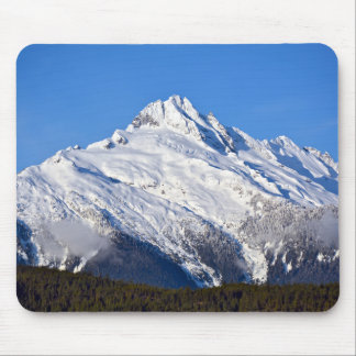Tantalus mountain in British Columbia, Canada Mouse Mat