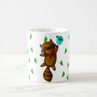 Tanuki Coffee Mug