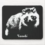 Tanuki Mouse Pad