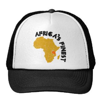 Tanzania Africa's Finest Cap