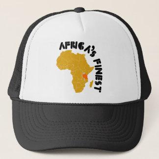 Tanzania Africa's Finest Trucker Hat