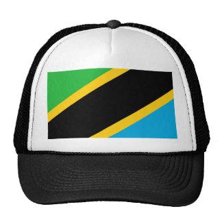 Tanzania country flag nation symbol cap