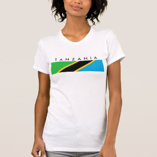 Tanzania country flag nation symbol T-Shirt