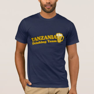 Tanzania Drinking Team T-Shirt