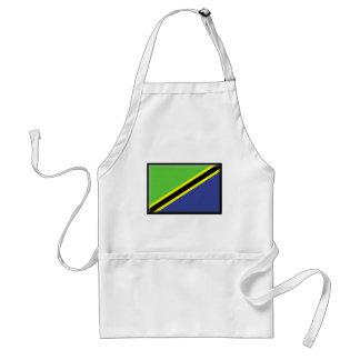 Tanzania Flag Aprons