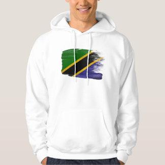 Tanzania Flag Hoodie