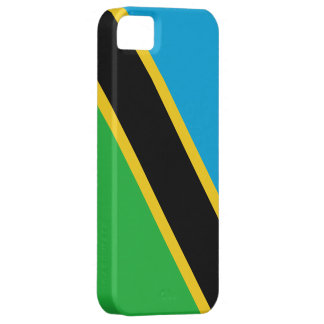 Tanzania Flag iPhone 5 Covers