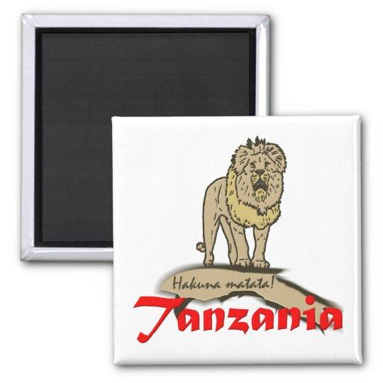 Tanzania Goodies Magnet