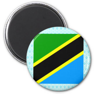 Tanzania High quality Flag Fridge Magnet