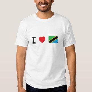Tanzania Micro Tshirts